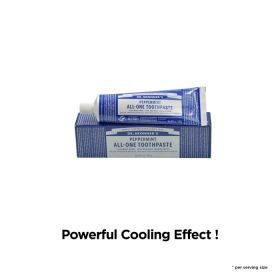 Peppermint Toothpaste Dr. Bronner's 140 g