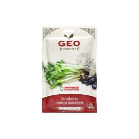 Organic Sunflower Sprout Seed Geo 80 g