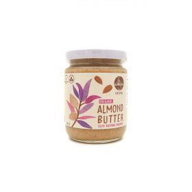 Organic Almond Butter Unsweetened Sincere 225g