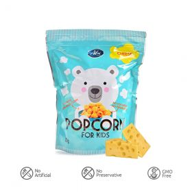 Cheese Popcorn For Kids Abe Food 80Gr