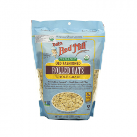 Organic Old Fashioned Rolled Oats BRM 453 g