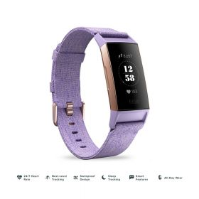 Fitbit Special Edition Charge 3 Lavender
