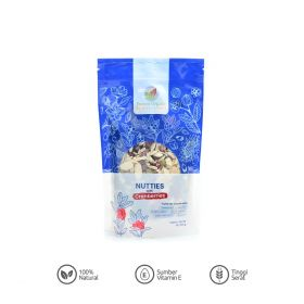 Francis Organic Nutties With Cranberries Fruity Mix 200 G