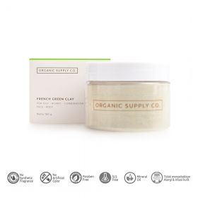 Organic Supply Co French Green Clay 160 ml