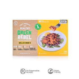 Grilled Chick 'N Green Rebel 250 G