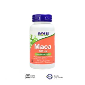 Maca 500 mg NOW 100 VCaps