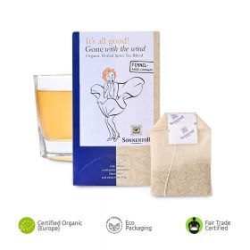 Organic Gone With The Wind Tea Sonnentor 30.6 g