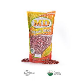 Organic Red Beans MD 1 Kg