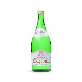Sparkling Mineral Water EQUIL 760 ml